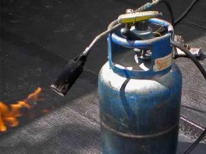 газова горелка