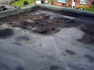 Проблеми в отводняването на покрива