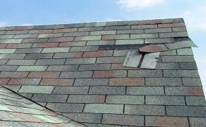 Проблеми по покривте след силни ветрове