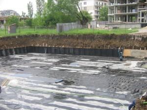 хидроизолация на подложен бетон