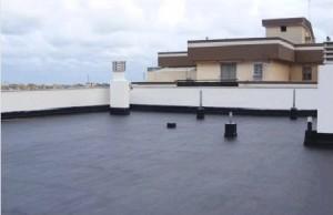 Плосък покрив и хидроизолация